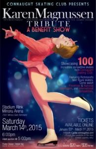 Karen Magnussen Tribute : A Benefit Show