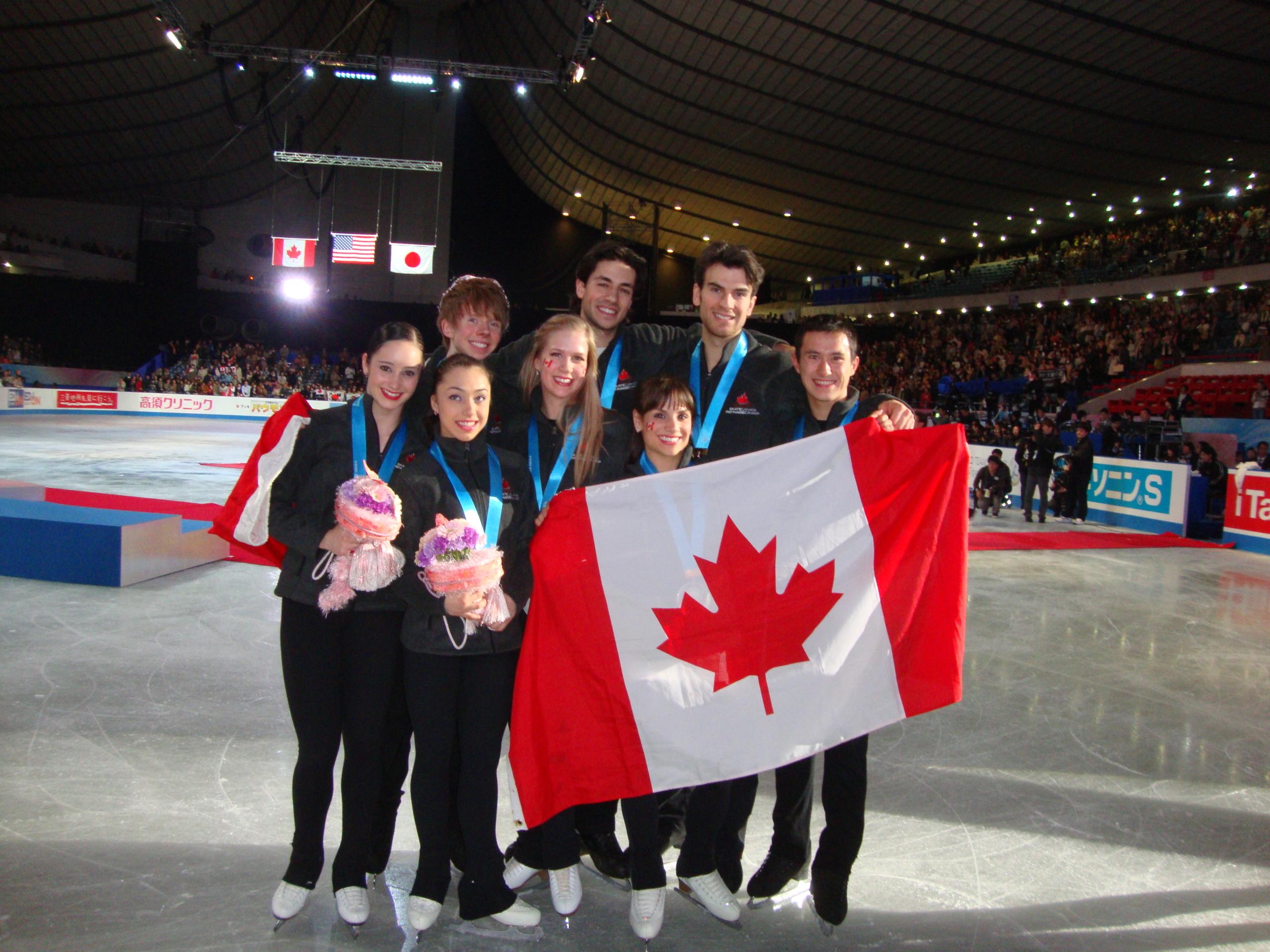 WTT - 2013 - Canadian Team (1)